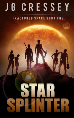 Star Splinter (Book One of the Fractured Space Series)